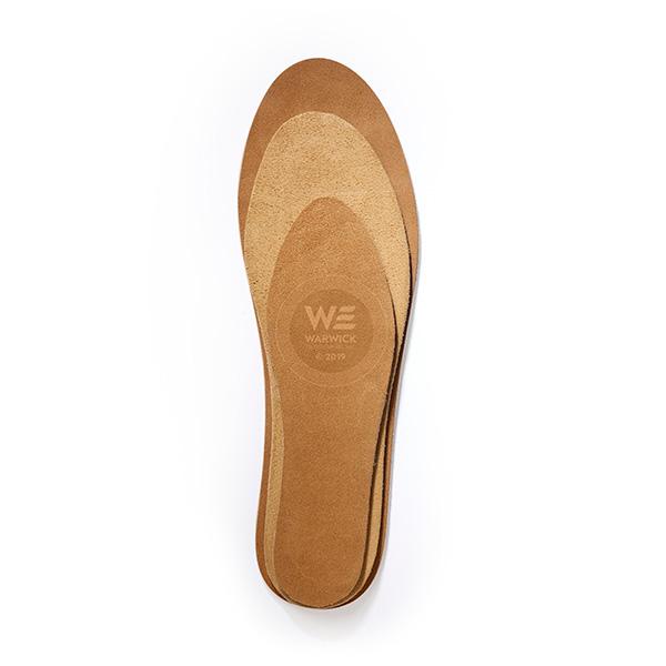 Full Sole Shoe Insert   Warwick Enterprises