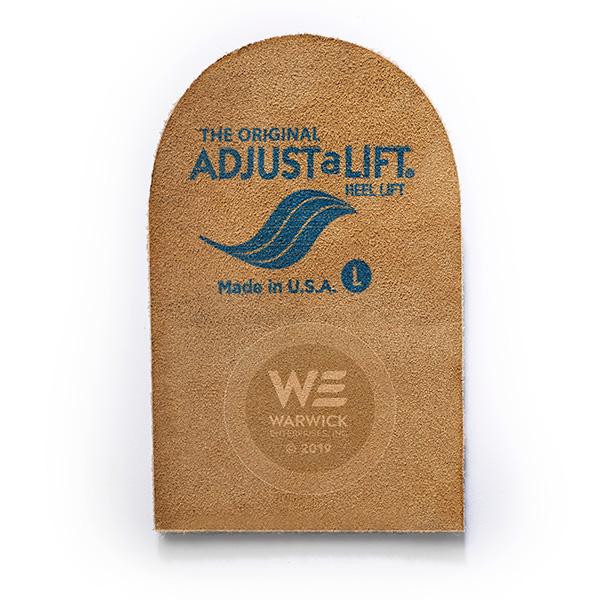 Adjust-A-Lift Heel Lift   Warwick Enterprises